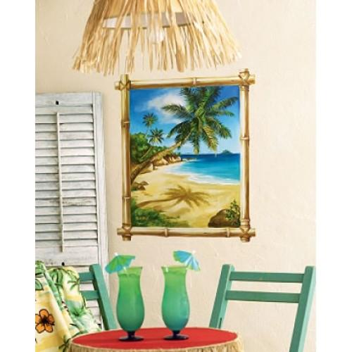 W13459 Tropical Window