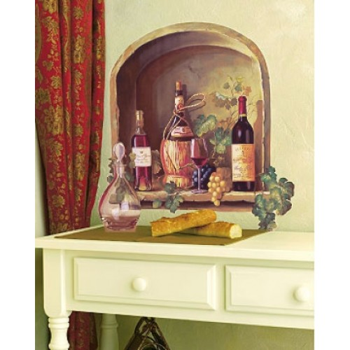 W13460 Wine Alcove