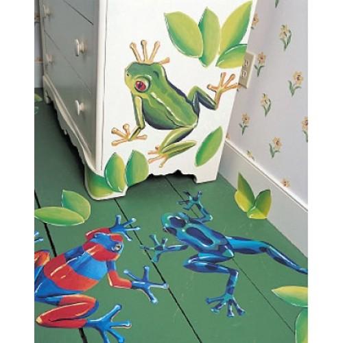W13425 Tree Frogs