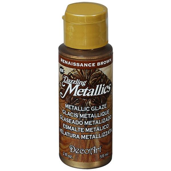 Dazzling Metallics Glazes
