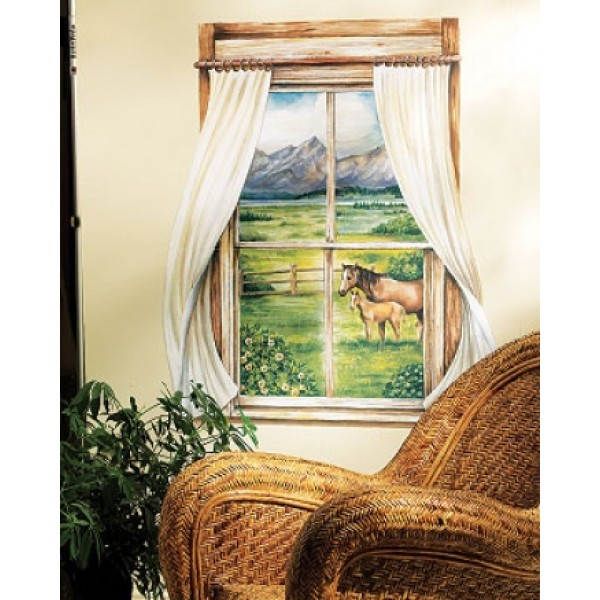 Grazing Pasture Window (W15227)