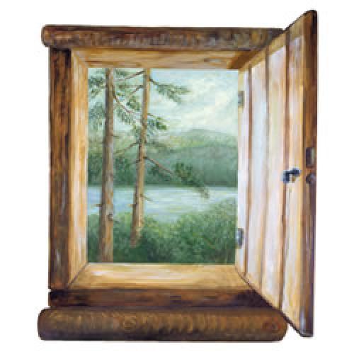 W13441 Cabin Window